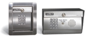 Access Control Keypads are tough and dependable for commercial / industrial facilites across Boston, MA