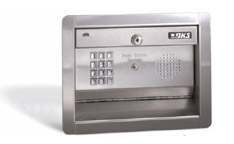 Telephone Intercom Systems allow you to speak to guests and grant access from a front door or gate
